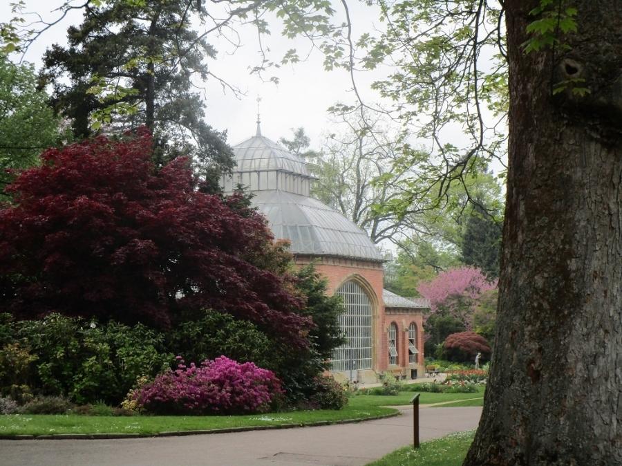 0d1fd34f22c9730e91eb5170fbddc114_xl patrimoine de france a la dcouverte de nos terroirs le jardin botanique de - Jardin Botanique Metz